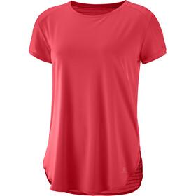 Salomon Comet Breeze T-shirt Femme, hibiscus